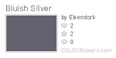 Bluish_Silver