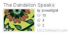 The_Dandelion_Speaks