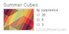 Summer_Cubes
