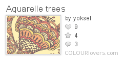Aquarelle_trees