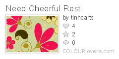 Need_Cheerful_Rest
