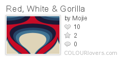 Red_White_Gorilla