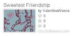 Sweetest_Friendship