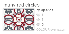 many_red_circles