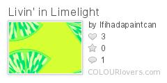 Livin_in_Limelight