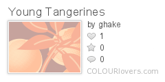 Young_Tangerines