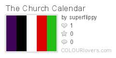 The Church Calendar
