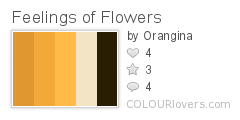 Feelings of Flowers