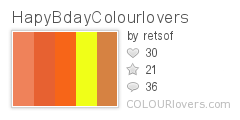 HapyBdayColourlovers