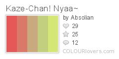 Kaze-Chan!_Nyaa~