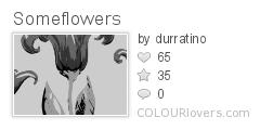 Someflowers