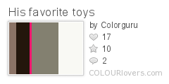His_favorite_toys