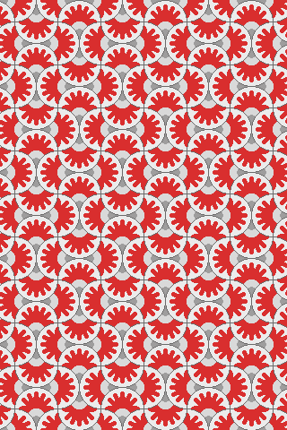 weird wallpaper. Pattern / weird wallpaper ::