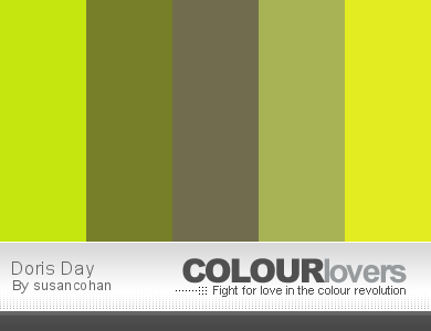 COLOURlovers.com Doris Day Inspiration and Influence  TV & Technicolor