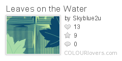 Leaves_on_the_Water
