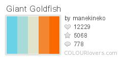 Giant Goldfish