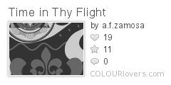 Time_in_Thy_Flight